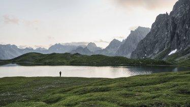 Steinsee in den Lechtaler Alpen, © Tirol Werbung/Sebastian Schels