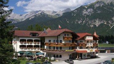 Alpenhotel Karwendel, © Alpenthotel Karwendel