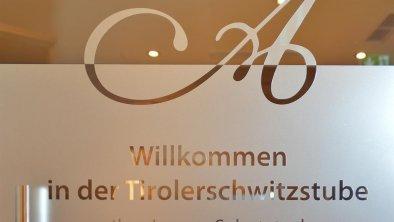 Söll_Hotel_AlpenSchlössl_Schwitzstube_WilderKaiser, © Hotel AlpenSchlössl/Hannes Ager