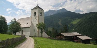 St Nikolauskirche Bichl