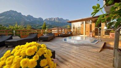 Hochfilzer Panoramsauna, © Hotel Hochfilzer GmbH