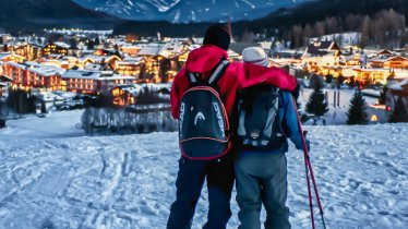 Schneeschuhwanderung Gschwandtkopf, © Olympiaregion Seefeld