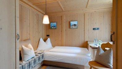 Doppelzimmer Superior 3. Bett