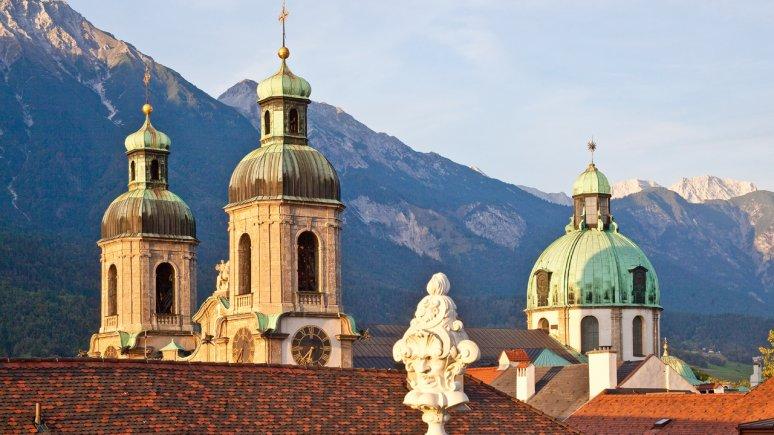 Dom zu St. Jakob in Innsbruck, © TVB Innsbruck - Christof Lackner