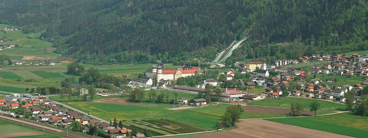 Stams im Sommer, © Innsbruck Tourismus/Laichner