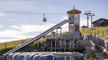 Der Lauserturm ist das Highlight im Alpbachtaler Lauserland, © Alpbacher Bergbahn