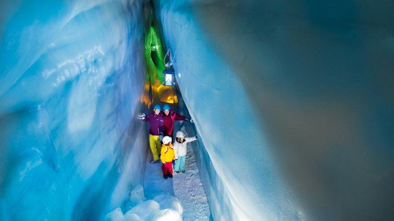 Natur-Eis-Palast, © TVB Tux-Finkenberg