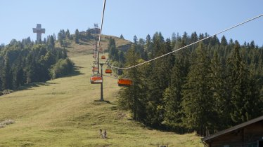 4er Sesselbahn Buchensteinwand, © Tirol Werbung/Jens Schwarz