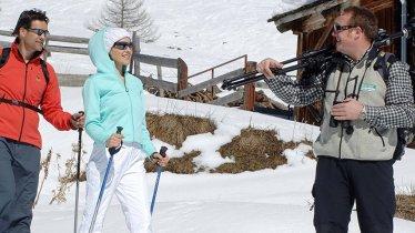 Schneeschuhtour Taurer Talboden, © Osttirol