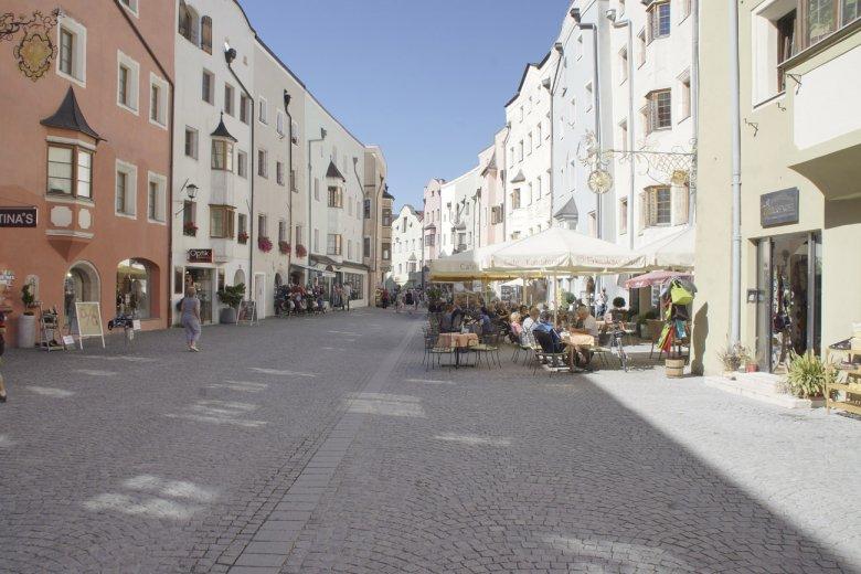 Fußgängerzone Rattenberg