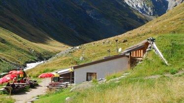 Clarahütte im hinteren Virgental, © Anne Gabl