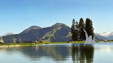 Filzalmsee Brixen im Thale, © Bergbahnen Brixen im Thale