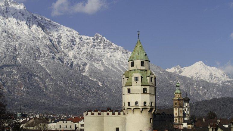 Burg Hasegg, © Tirol Werbung / Aichner Bernhard