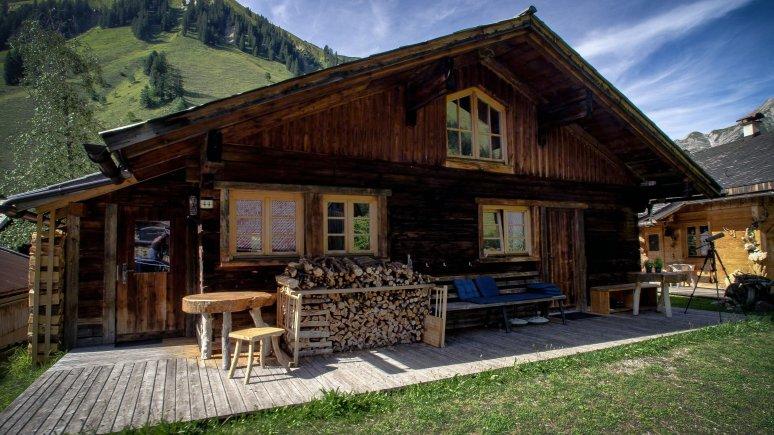 Hütten in Tirol: Chalet Fallerschein, © Chalet Fallerschein