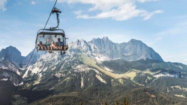 Astbergbahn in Going, © TVB Wilder Kaiser