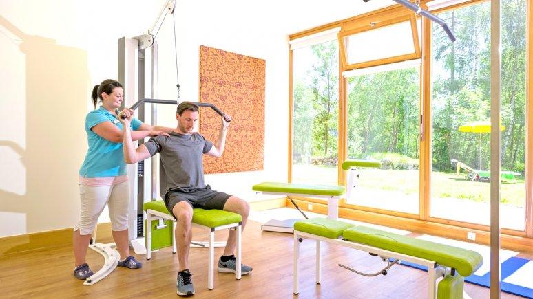 Vivea Gesundheitshotel Training, © Vivea Gesundheitshotel / Hannes Dabernig