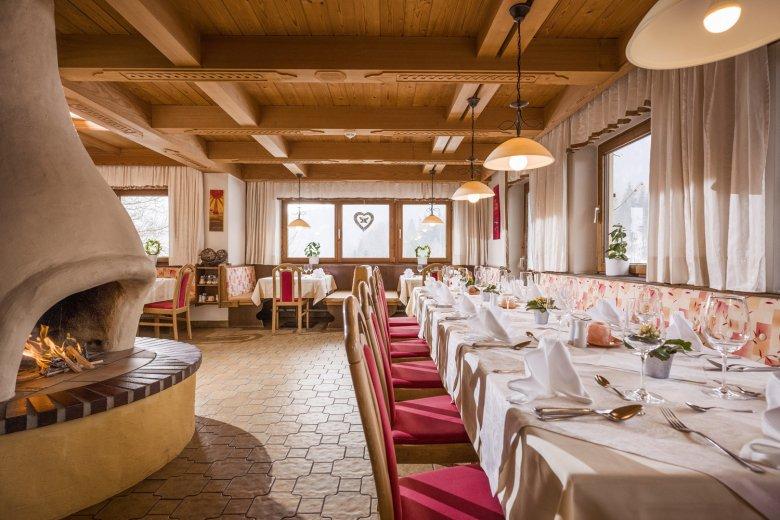 Im Restaurant des Bio-Landhaus Seethaler werden die Gäste mit veganen Köstlichkeiten versorgt. Foto: Bio-Landhaus Seethaler, ©  Bio-Landhaus Seethaler