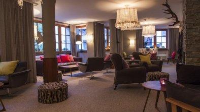 Lounge Valluga Hotel