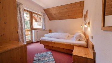 Schlafzimmer, © Lukas Pfurtscheller