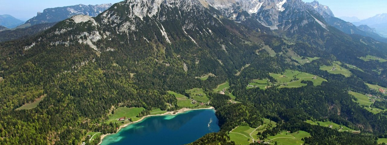 Hintersteinersee lake, © Simon Oberleitner