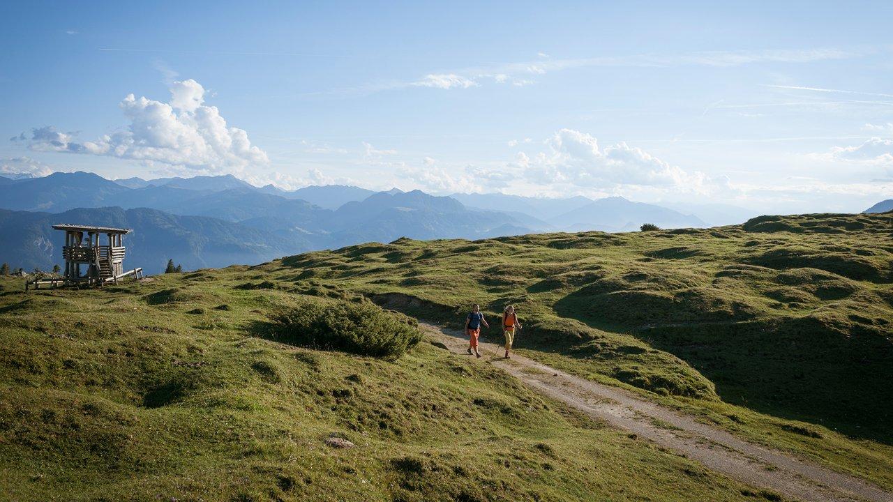 Adlerwegetappen in den Brandenberger Alpen, © Tirol Werbung/Jens Schwarz