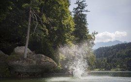 Der Tiroler Bergsommer bietet erfrischend viele Möglichkeiten.