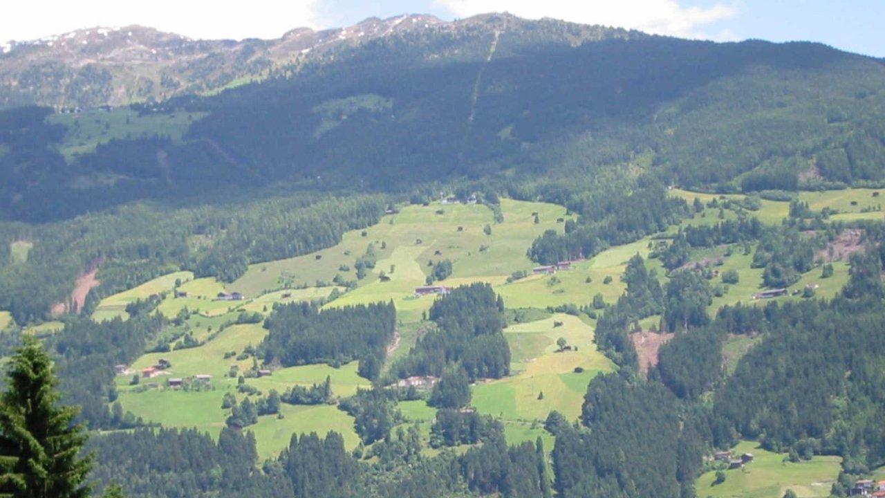Rohrberg im Sommer, © Zell-Gerlos, Zillertal Arena