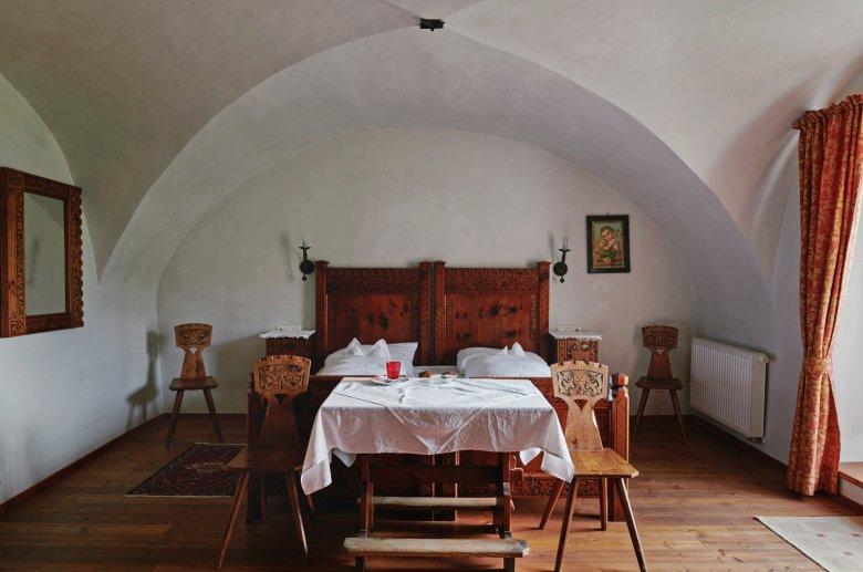 Im Landhaus Schwarzinger ist jedes Zimmer ein Unikat.