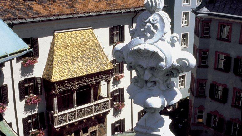 Museum im Goldenen Dachl, © Stadtmagistrat Innsbruck