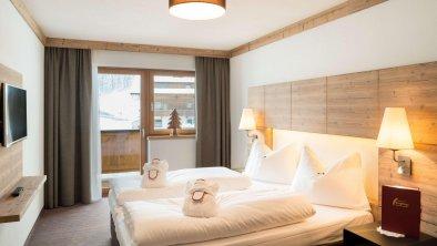 Superior Suite (Schlafzimmer 2)