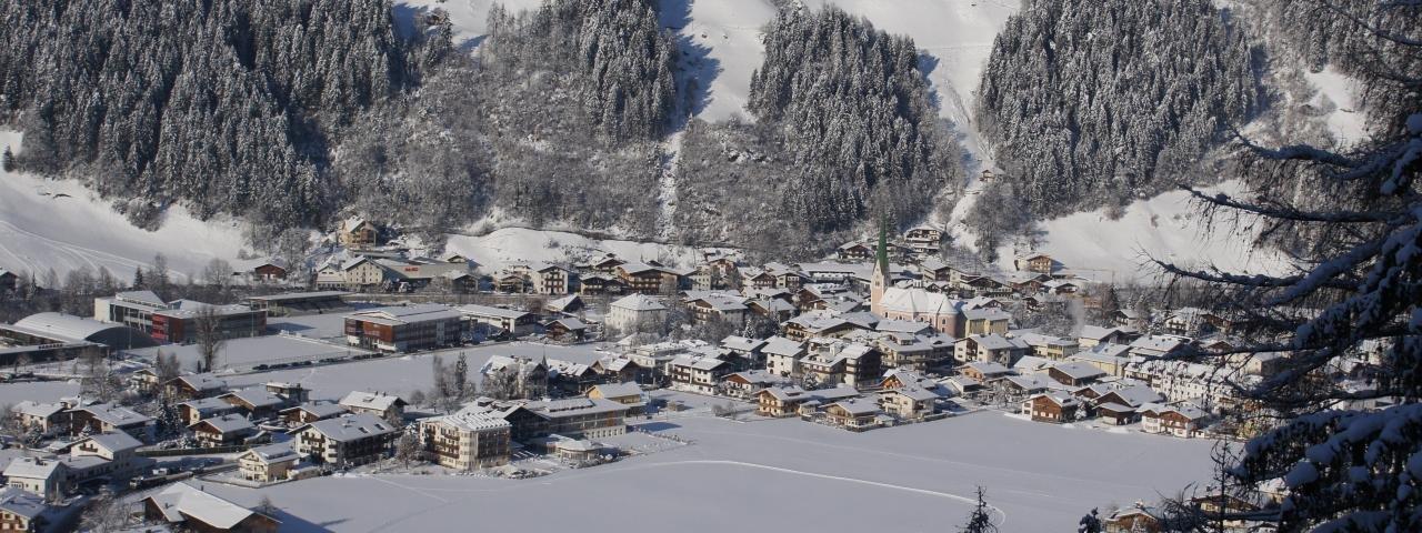 Zell am Ziller im Winter, © Zell-Gerlos