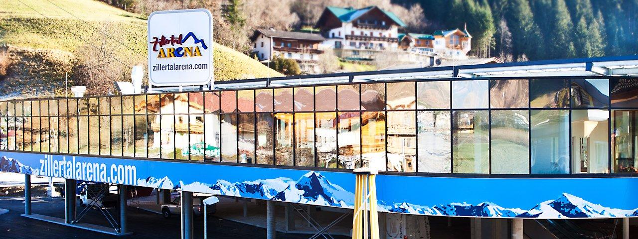 Talstation der Rosenalmbahn, © Zillertal Arena