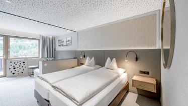 Tirolerin Schlaf- Wohnraum