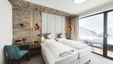 Hotel Mooshaus Zimmerbeispiel 1