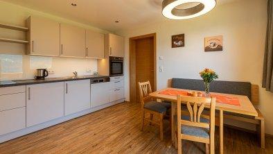 Küche Appart Panoramablick