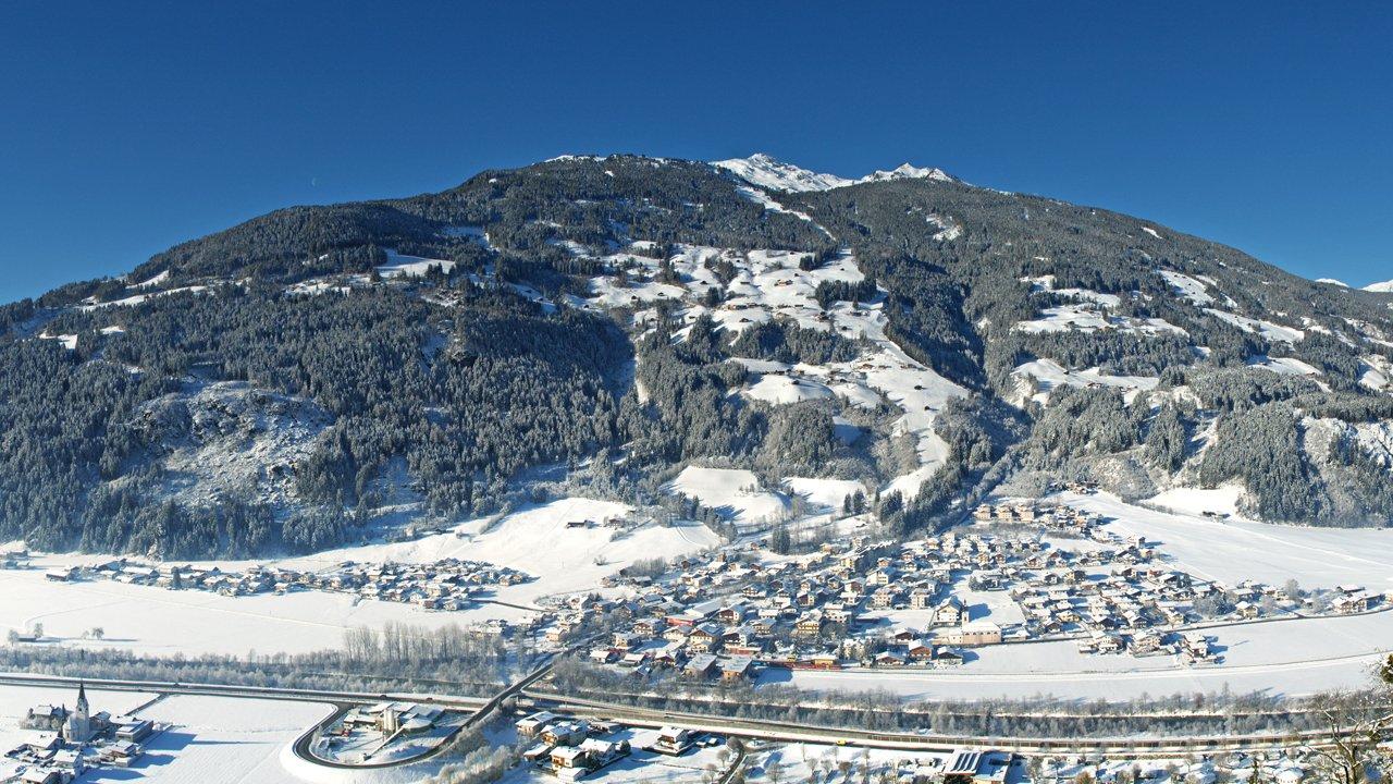 Aschau im Zillertal im Winter, © Wörgötter and friend