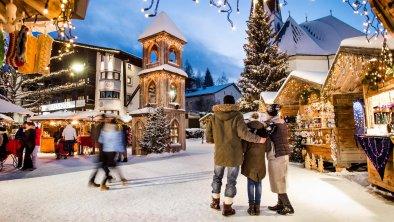 Stimmungsvoller Weihnachtsmarkt in Seefeld, © Olympiaregion Seefeld, Stephan Elsler