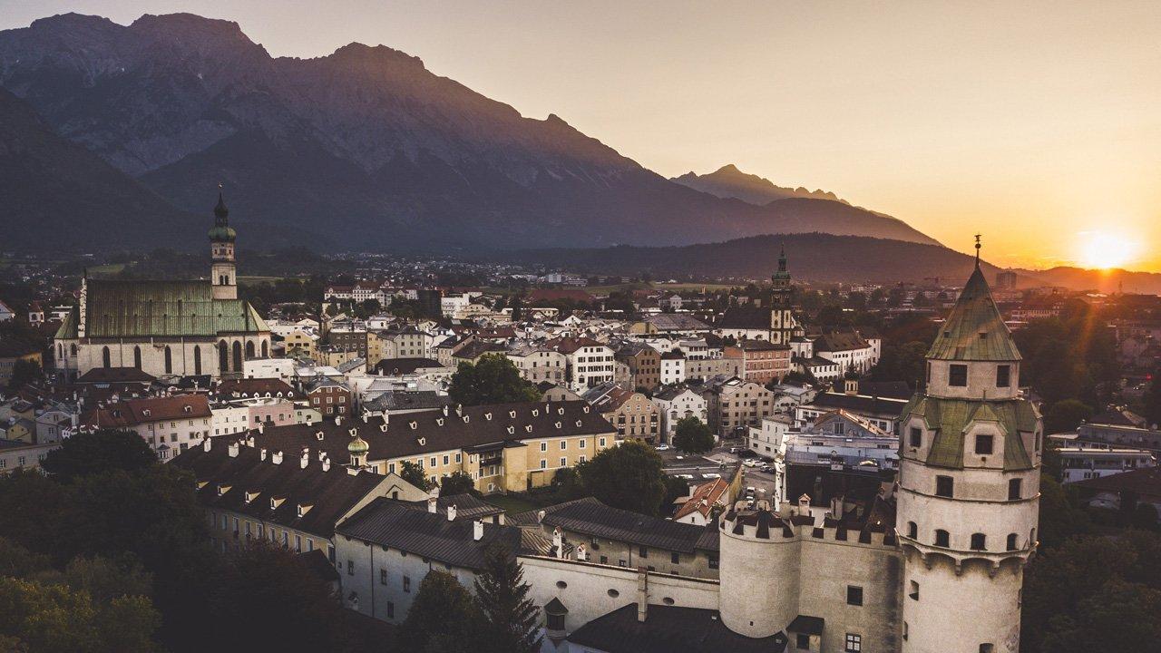 Altstadt von Hall in Tirol , © TVB Hall Wattens