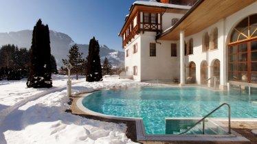 Resortansicht SPA Winter, © A-ROSA Kitzbühel