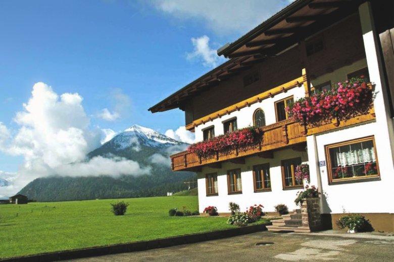 Berghof Ferienhaus Aussen