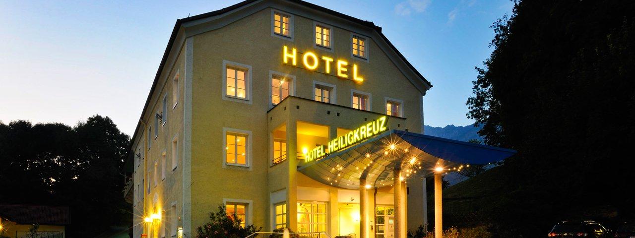 Austria Classic Hotel Heiligkreuz: qualitätsgeprüfte Rolli-Unterkunft in Hall, © Hotel Heiligkreuz