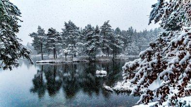 Möserer See im Winter, © Olympiaregion Seefeld