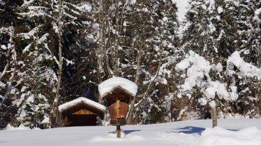 Winterwanderung: Absam - Thaur, © Hall-Wattens