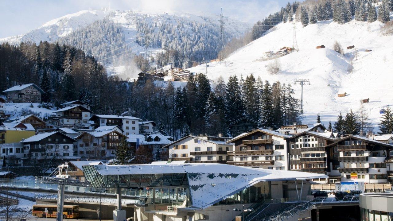 St. Anton im Winter, © St. Anton am Arlberg