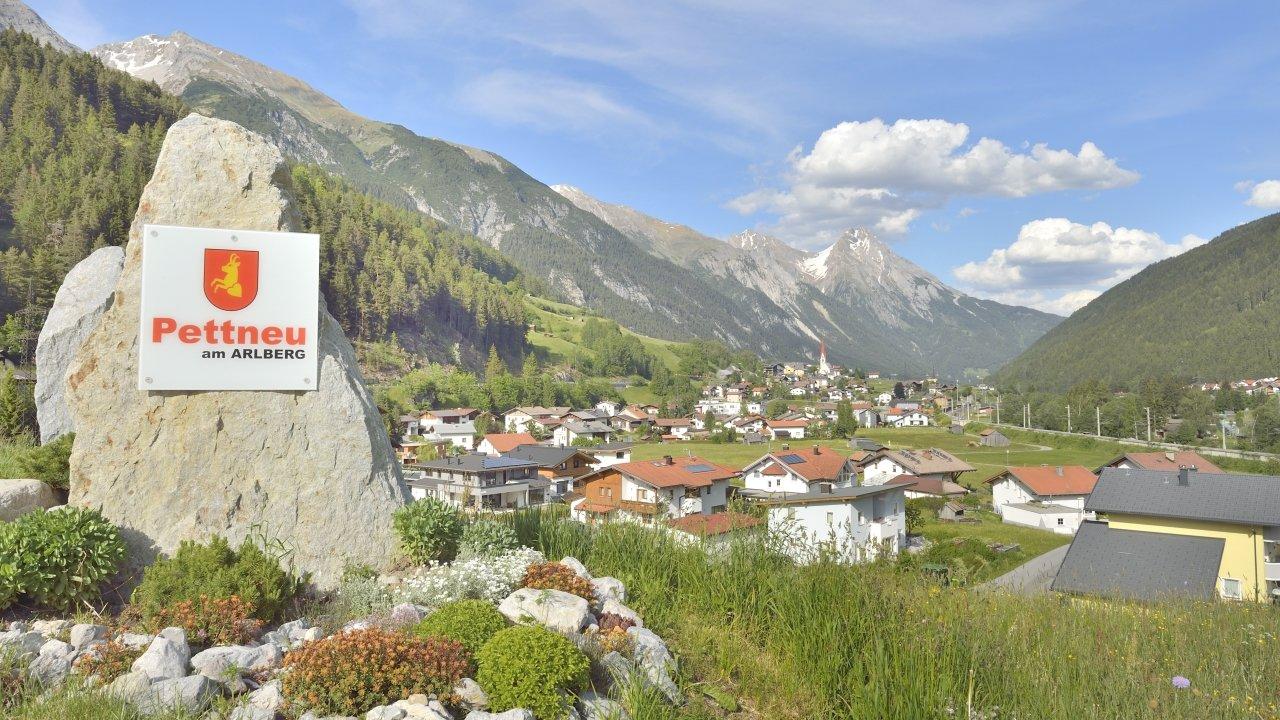 Pettneu am Arlberg im Sommer, © St. Anton am Arlberg/Josef Mallaun