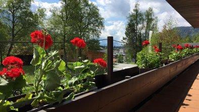 Prachenskyhof Balkon, © Prachensky
