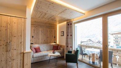 Suite Aloisia Wohnzimmer