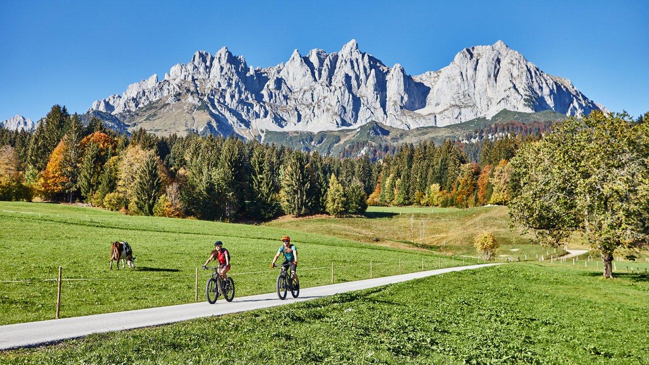 , © Tourismusverband Wilder Kaiser/ WOM Medien GmbH Stefan Schopf