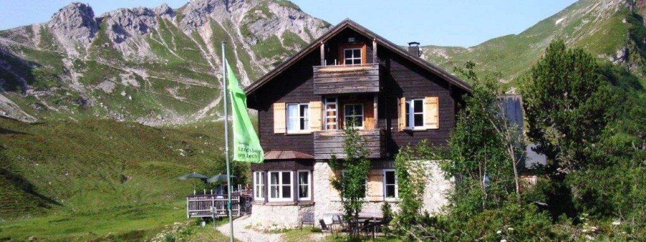 Landsberger Hütte, © Landsberger Hütte