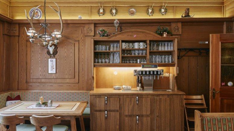 Gasthaus zur Post in Hinteriss, © David Schreyer